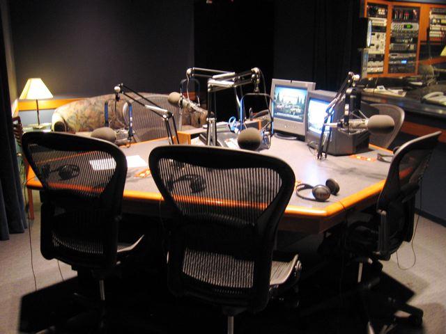 About The LA Radio Studio